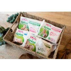 Lingettes écologiques pour bébé - Love & Green