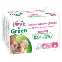 Love&Green - couches écologiques