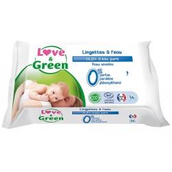 Love&Green - lingettes