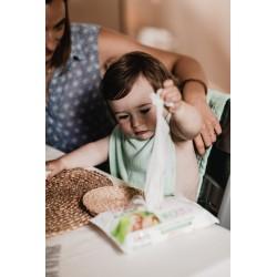 Lingettes écologiques pour bébé | Love & Green