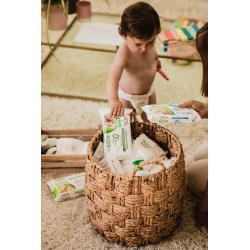 Lingettes écologiques   Lingettes bébé Love & Green