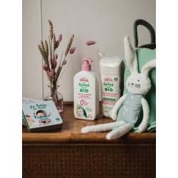 Lait nettoyant hydratant bébé Love & Green