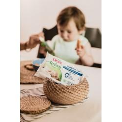 Lingettes à l'eau   Love & Green   Lingettes écologiques bébé