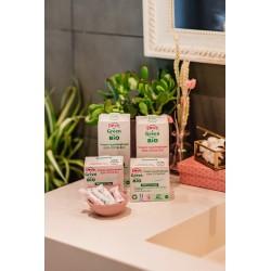 Tampons avec applicateur Normal - Love & Green - Tampons coton BIO