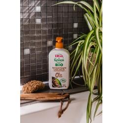 Gel lavant surgras à l'huile d'olive bio - Love & Green
