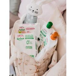 Serviettes Maxi Super Love & Green - Valise de maternité