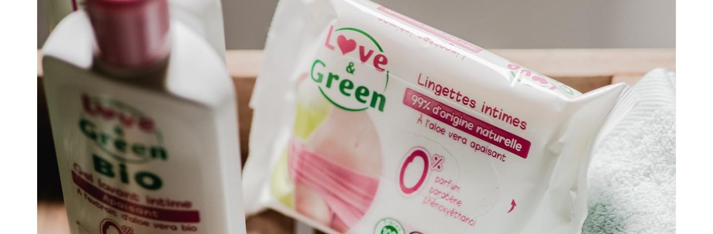Intimate cleansing gels
