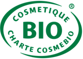 Logo de certification Cosmetique Bio